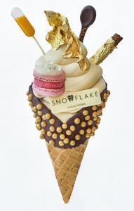 Billionaire, Luxury Gelato, Most expensive ice cream in the world