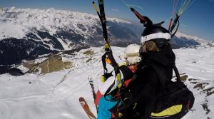 Parapente Meribel Holiday Activities
