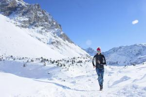 Meribel, Lac Tueda, Thisgirlcan, Adventure, Running