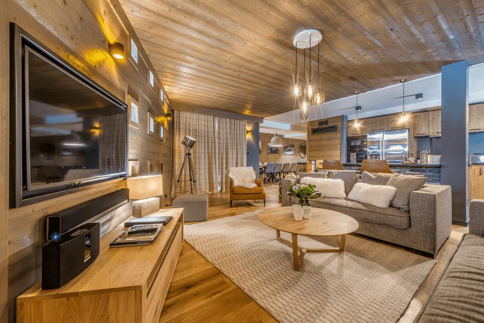 Apartment Tournesol, Val d'Isère