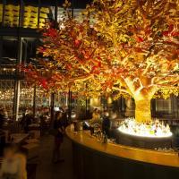 SUSHISAMBA_London restaurant_Cockails_ Sushi_Heron Tower