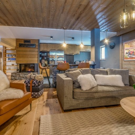 Tournesol apartment val disere