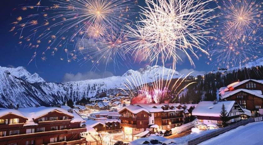 Best Ski Resorts and Parties to celebrate New Year's Eve