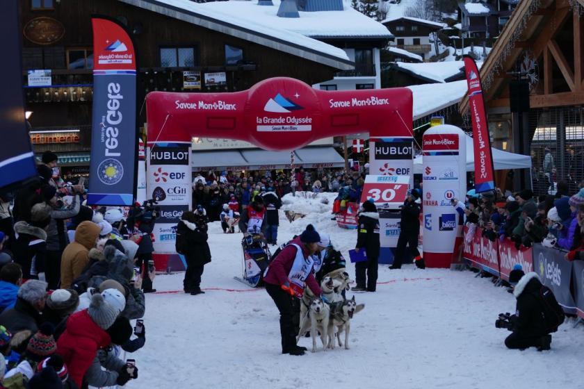 La Grande Odyssée Savoie Mont Blanc in Review