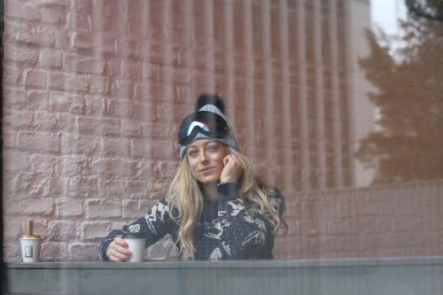 Emily Sarsfield, winter olympics