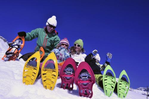 Snowshoe Racquettes