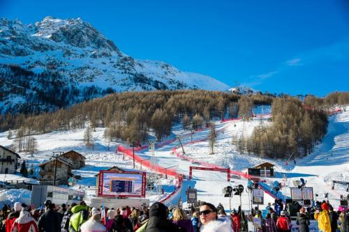Val disere ski racing competition