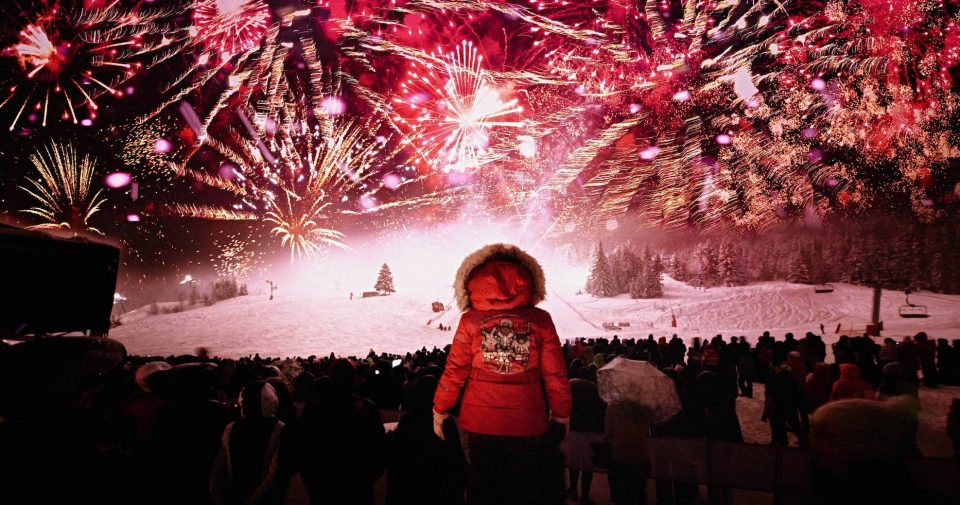 New Year's Eve Chalets – 2021/2022
