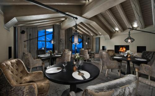 Le Montgomerie - K2 Hotel - Courchevel 1850