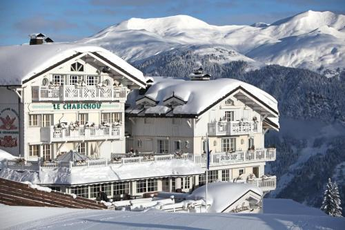 Le Chabichou, Courchevel 1850