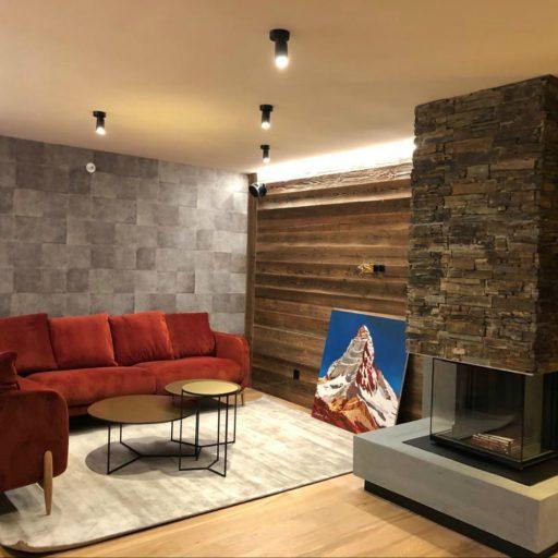Ben Nevis Livingroom