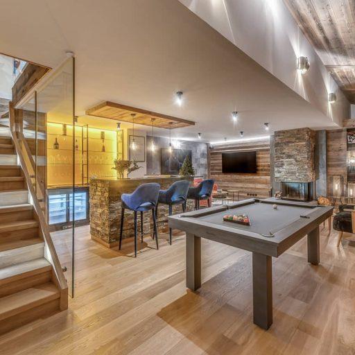 Consensio Apartment Ben Nevis Bar