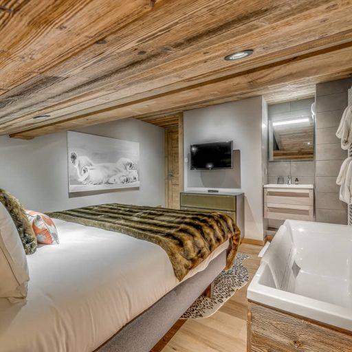 Consensio Apartment Ben Nevis Bedroom 2