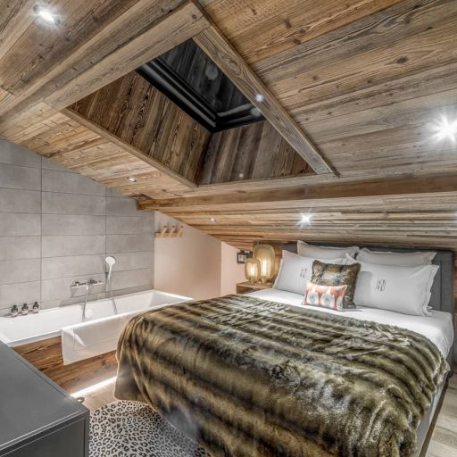 Consensio Apartment Ben Nevis Bedroom 2b