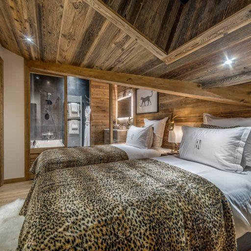 Consensio Apartment Ben Nevis Bedroom 3 and Ensuite