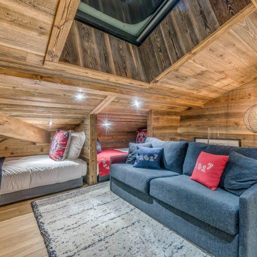 Consensio Apartment Ben Nevis Kids Beds 3