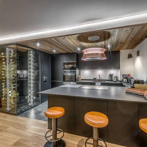 Consensio Apartment Ben Nevis Kitchen