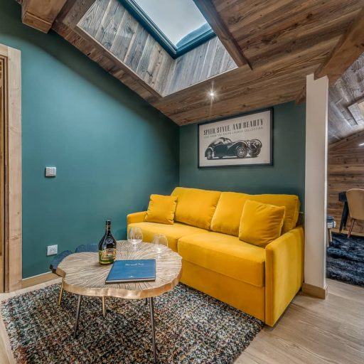 Consensio Apartment Ben Nevis Master Bedroom