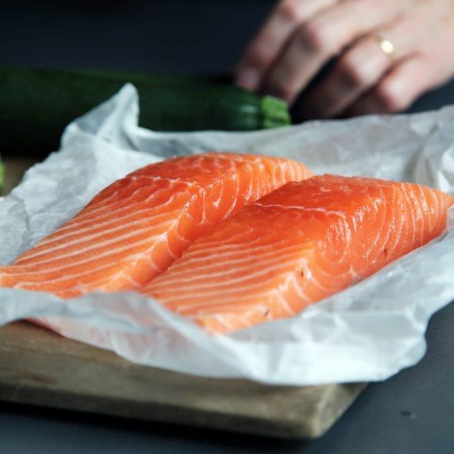 fresh salmon consensio