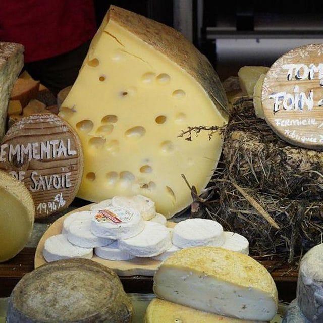 cheese val disere