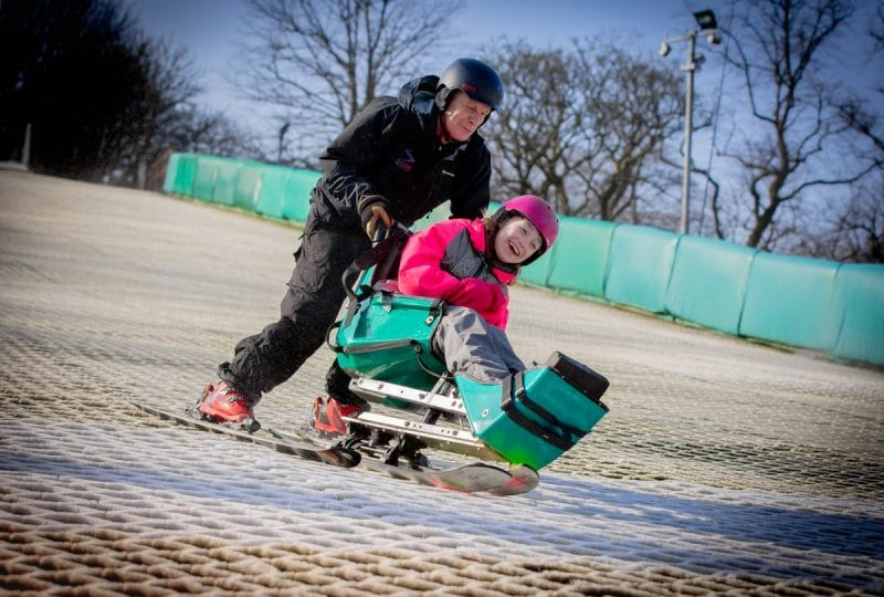 disability snowsports uk