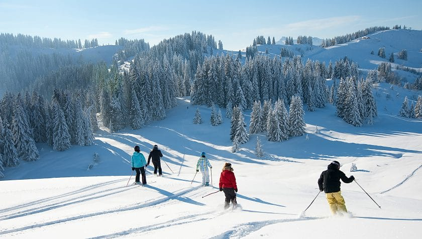 10 reasons why Les Gets is the best resort for a ski season