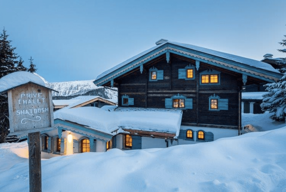 Chalet Shatoosh, Courchevel 1850
