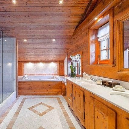 Chalet Shatoosh Courchevel Consensio Master Ensuite
