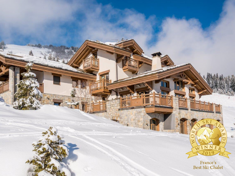 Shemshak Lodge world ski awards best ski chalet