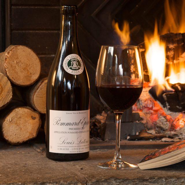 Consensio chalets wine