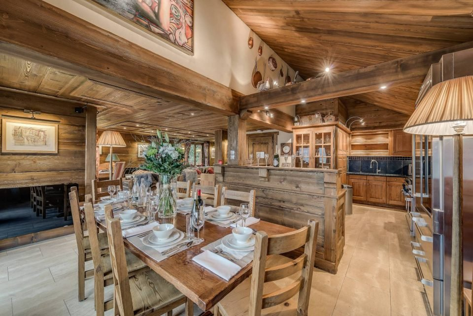 Relaxed Catered Chalet Collection