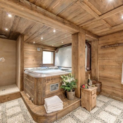 Chalet Chopine Spa Meribel - Consensio