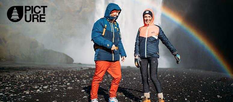picture organic ski wear promo image